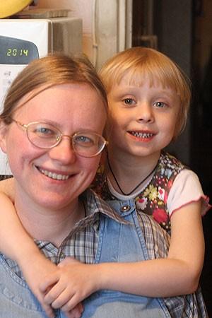 Фото из семейного архива Елены Литвяк