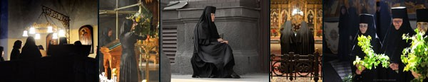 Монастырская жизнь [Фото]