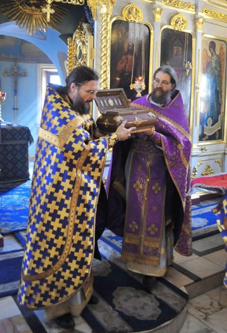 Москвичи смогут помолиться у мощей святителя Иоанна Шанхайского