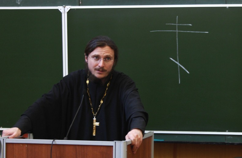 Иеромонах Димитрий (Першин), фото Александры Борисовой