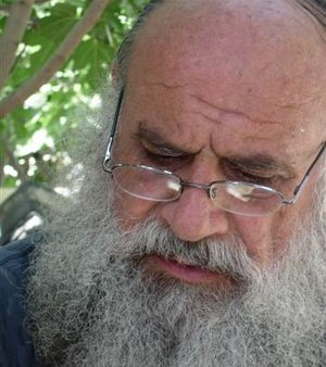 Протоиерей Савва Михаилидис