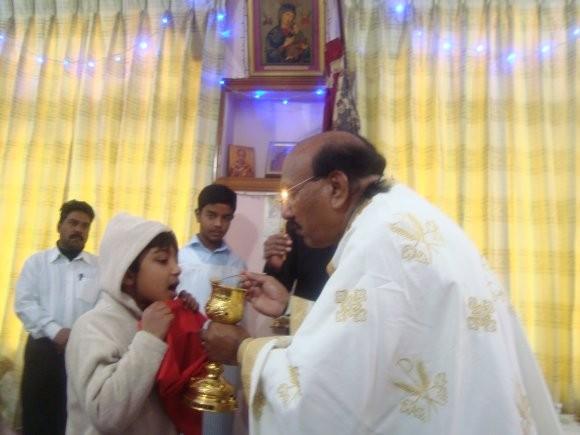 Единственный православный священник Пакистана получит материальную помощь от московских миссионеров