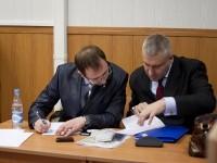 Адвокаты Николай Полозов и Марк Фейгин, фото: Право.ru