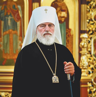 митрополит Рязанский и Михайловский Павел (Пономарев)
