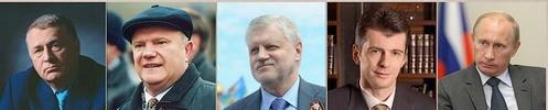7 вопросов кандидату в Президенты РФ о вере: сравнительная таблица