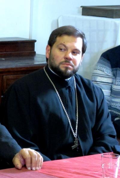 Священник Валерий Степанов