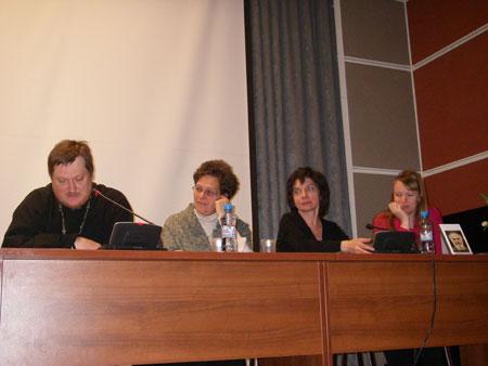 Священники и ученые обсудили наследие митрополита Антония Сурожского на презентации его книги
