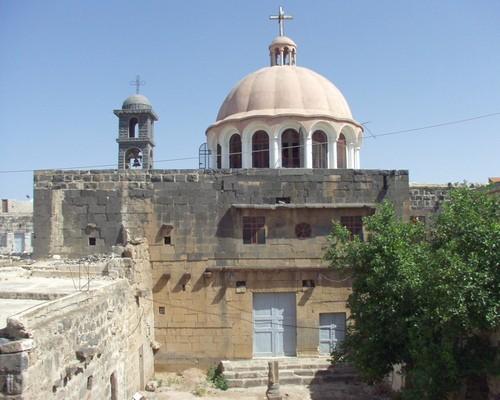 Сирийская оппозиция призвала ЮНЕСКО защитить храмы от правительственных войск
