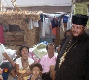 Российские православные направили помощь пострадавшим от тайфуна на Филлипинах