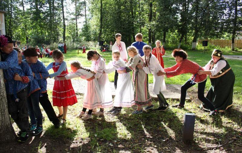 Русские народные игры для детей — игры, в которые играли наши прабабушки