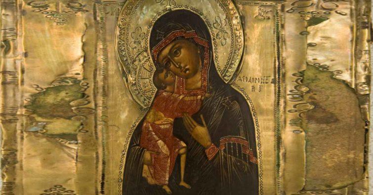Икона божией матери феодоровская молитва и в чем она помогает
