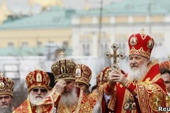 Слово Патриарха на молитвенном стоянии в защиту веры (+ ВИДЕО)