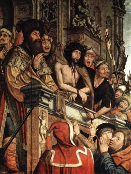 Ecce Homo (1515), Квентин Массейс