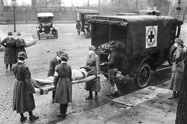 Испанка — смертоносный грипп 20 века