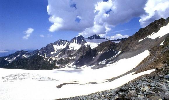Г. Аман-Ауз. 3530 м.