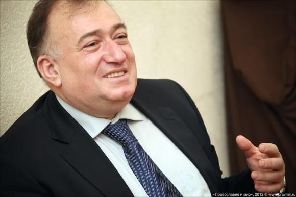 Шаварш Карапетян: Человек человеку человек