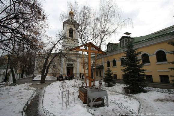 Великое освящение храма свт. Николая в Кузнецах. Фото Михаила Моисеева (10)