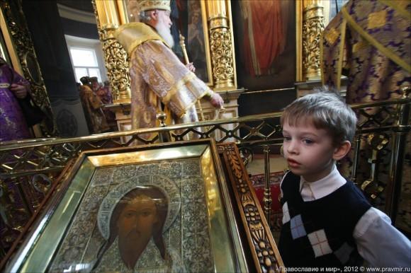 Великое освящение храма свт. Николая в Кузнецах. Фото Михаила Моисеева (4)
