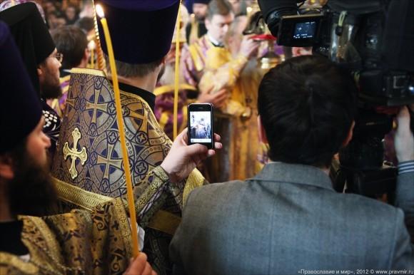 Великое освящение храма свт. Николая в Кузнецах. Фото Михаила Моисеева (18)