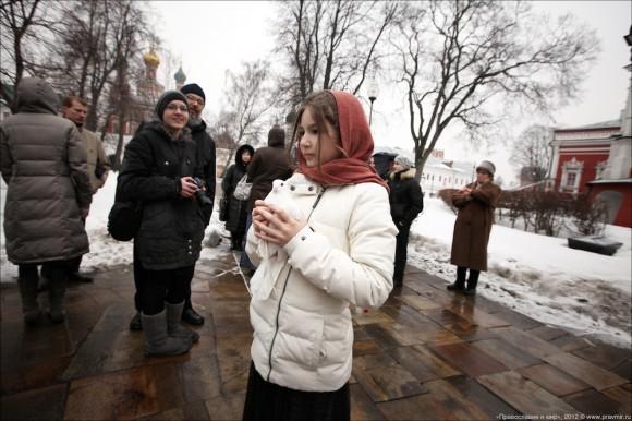 Благовещение. Фото Михаила Моисеева. Правмир  (4)