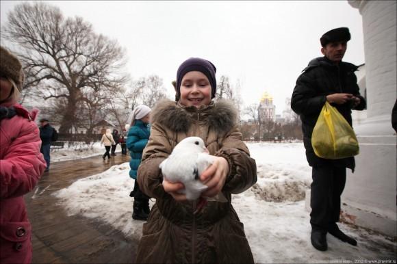 Благовещение. Фото Михаила Моисеева. Правмир  (6)