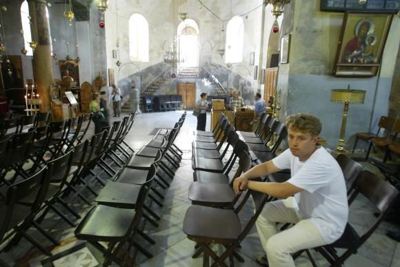 2006-й, Израиль, Вифлеем. Серия репортажей во время операции размежевания