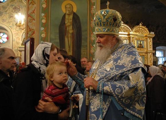 Благовещение. Фото: Патриархия.ру