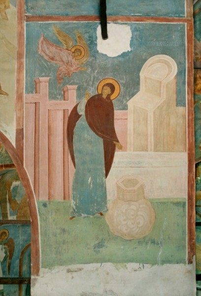 Собор Рождества Богоматери, 1502, Дионисий