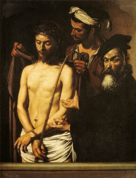Ecce Homo (1606), Караваджо