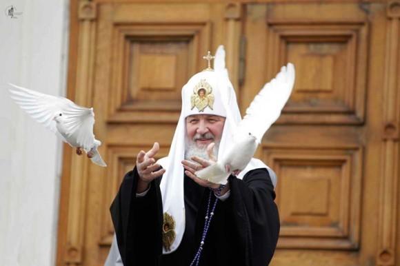 Фото: Патриархия.ру Благовещение. Традиция