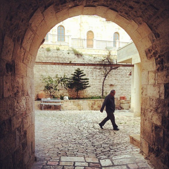 Иерусалим. Старый город.