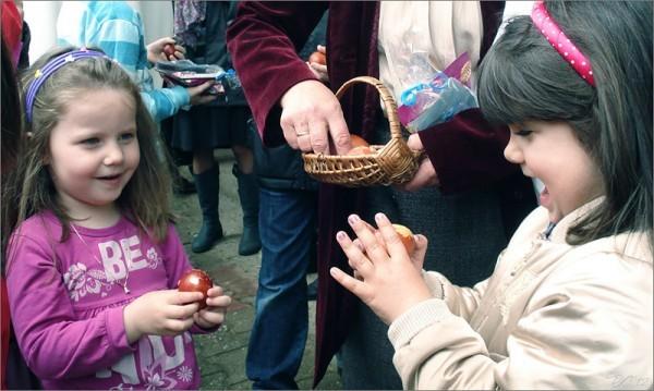 Как рассказать ребенку о Распятии и Воскресении Христовом?