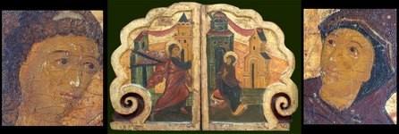 Благовещение Пресвятой Богородицы: картины и иконы