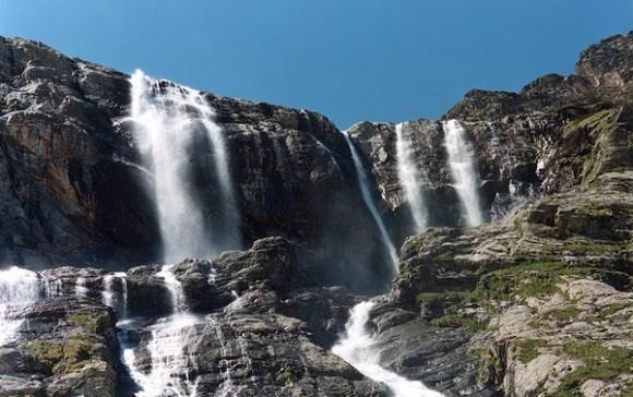 Архыз. Софийские водопады