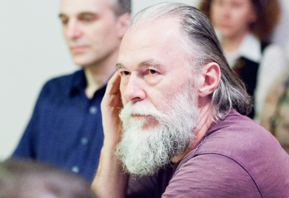 Юрий Егоров, мастер по металлу