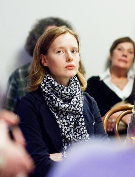 Анна Чукина