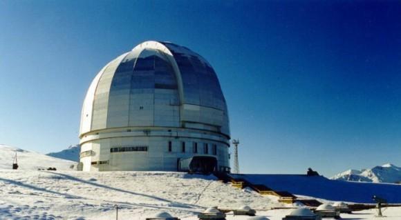 Главный телескоп БТА
