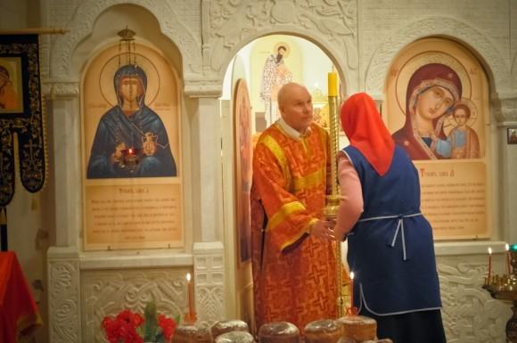 Пасха в Егорьевском СИЗО