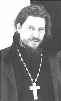 Священник Борис Пивоваров