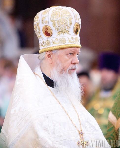 Вербное воскресенье. Изнесение части хитона и Гвоздя от Креста (56)