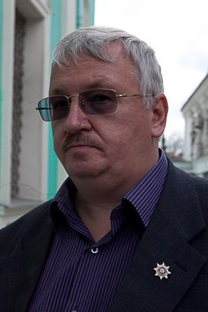 Главный звонарь Московского Кремля Игорь Коновалов