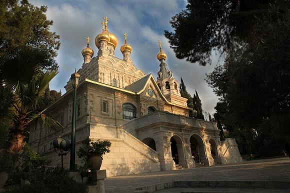 Русский храм Марии Магдалины