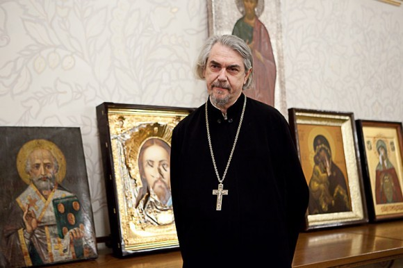 Протоиерей Владимир Вигилянский