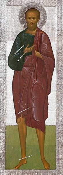 Оскверненный образ Прокопия Устюжского