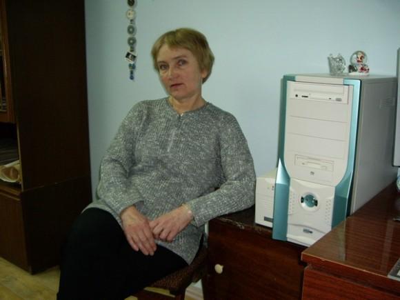 Лариса Бычкова