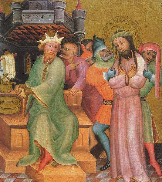Бертрам из Миндена, ок. 1390