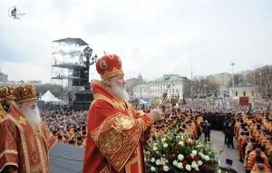 Молебен в защиту Веры 22 апреля: что православные пожелали Патриарху Кириллу?