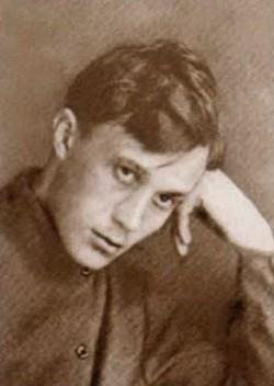Сергей Фудель. 1920-е гг.
