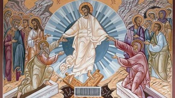 Как рассказать ребенку о Распятии о Воскресении Христовом