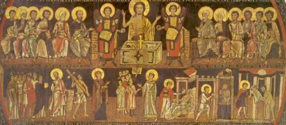 Николо и Джованни. Вторая половина XII века. Фрагмент